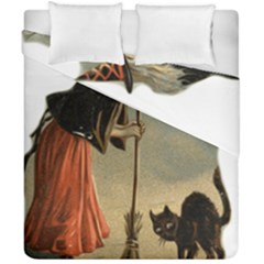 Witch 1461961 1920 Duvet Cover Double Side (california King Size) by vintage2030