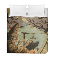 Witch 1461958 1920 Duvet Cover Double Side (full/ Double Size) by vintage2030