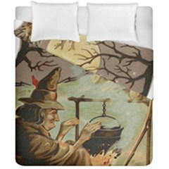 Witch 1461958 1920 Duvet Cover Double Side (california King Size) by vintage2030