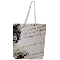 Child 1334202 1920 Full Print Rope Handle Tote (large) by vintage2030