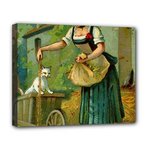 Postcard 1348470 1920 Deluxe Canvas 20  X 16   by vintage2030