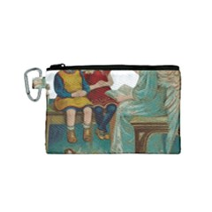 Angel 1347118 1920 Canvas Cosmetic Bag (small)
