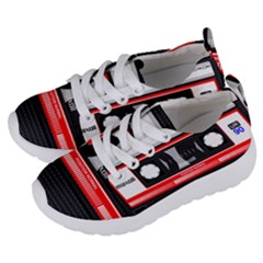 Compact Cassette Kids  Lightweight Sports Shoes by vintage2030