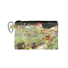 Vintage 1898299 1920 Canvas Cosmetic Bag (small) by vintage2030