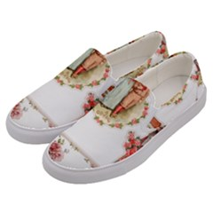 Children 1436665 1920 Men s Canvas Slip Ons by vintage2030