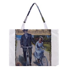 Bicycle 1763283 1280 Medium Tote Bag by vintage2030