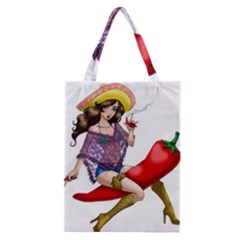 Quente Classic Tote Bag by belezabrazuca70