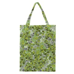 Leaves Fresh Classic Tote Bag by jumpercat