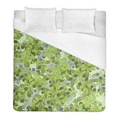 Leaves Fresh Duvet Cover (full/ Double Size) by jumpercat