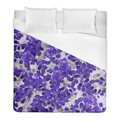 Mistic Leaves Duvet Cover (full/ Double Size) by jumpercat