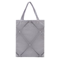 Background Light Glow White Grey Classic Tote Bag