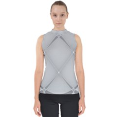 Background Light Glow White Grey Shell Top