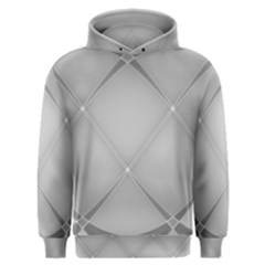 Background Light Glow White Grey Men s Overhead Hoodie
