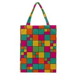 Abstract Background Abstract Classic Tote Bag
