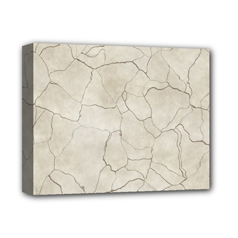 Background Wall Marble Cracks Deluxe Canvas 14  X 11
