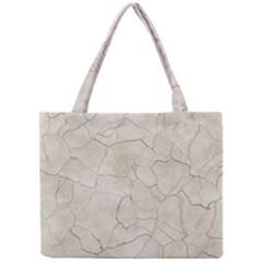 Background Wall Marble Cracks Mini Tote Bag