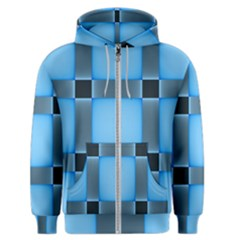 Wall Blue Steel Light Creative Men s Zipper Hoodie