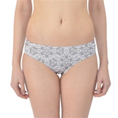 Background Wall Stone Carved White Hipster Bikini Bottoms
