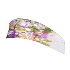 Flowers Bouquet Art Nature Stretchable Headband