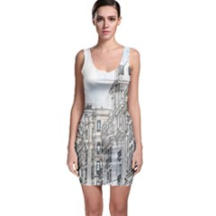 Architecture Building Design Bodycon Dress