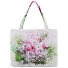 Flowers Bouquet Art Nature Mini Tote Bag