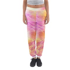 Background Art Abstract Watercolor Women s Jogger Sweatpants