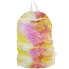 Background Art Abstract Watercolor Foldable Lightweight Backpack