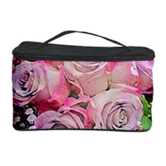 Flowers Bouquet Wedding Art Nature Cosmetic Storage Case