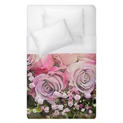 Flowers Bouquet Wedding Art Nature Duvet Cover (single Size)