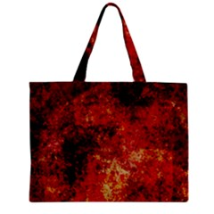 Background Art Abstract Watercolor Zipper Mini Tote Bag by Nexatart