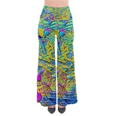 Background Art Abstract Watercolor Pants