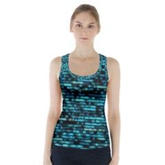 Wall Metal Steel Reflexions Racer Back Sports Top