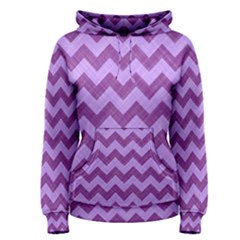 Background Fabric Violet Women s Pullover Hoodie