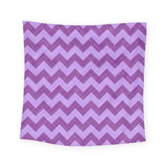 Background Fabric Violet Square Tapestry (small)