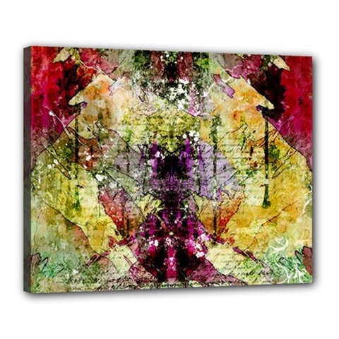 Background Art Abstract Watercolor Canvas 20  X 16