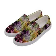 Background Art Abstract Watercolor Women s Canvas Slip Ons by Nexatart