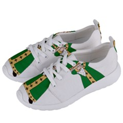 St  Patrick  Dabbing Women s Lightweight Sports Shoes by Valentinaart
