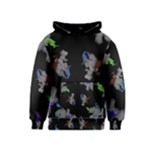 Dragons and Clouds Kids  Pullover Hoodie