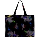 Dragons and Clouds Zipper Mini Tote Bag