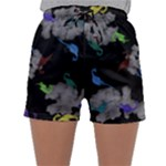 Dragons and Clouds Sleepwear Shorts