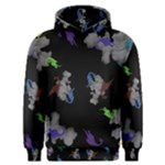 Dragons and Clouds Men s Overhead Hoodie