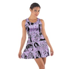 Lilac Yearbook 2 Cotton Racerback Dress