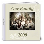 Mom 2 - 8x8 Photo Book (20 pages)