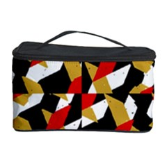 Colorful Abstract Pattern Cosmetic Storage Case by dflcprints