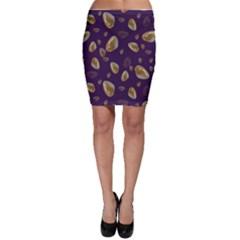 Citrine Bodycon Skirt by ChihuahuaShower