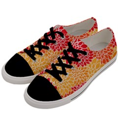 Abstract 1296710 960 720 Men s Low Top Canvas Sneakers by vintage2030