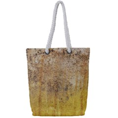Wall 2889648 960 720 Full Print Rope Handle Tote (small) by vintage2030