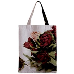 Roses 1802790 960 720 Zipper Classic Tote Bag by vintage2030