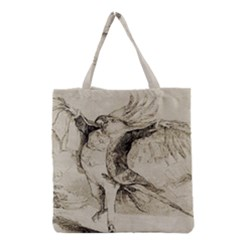Bird 1515866 1280 Grocery Tote Bag by vintage2030