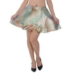 Vintage 1501577 1280 Velvet Skater Skirt